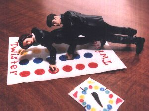Third Place: Twister Time
